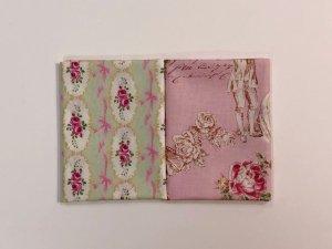 画像1: カットクロス3枚セット ピンク&グリーン